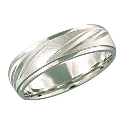 Mens Wedding Band - Laurent